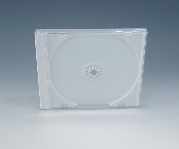 最も需要が高く 商店 最も多く売れているCDケースです CDケース トレイ入 白 Pケース 200個 ジュエルケース 国内最高品質 期間限定特別価格