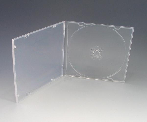 おすすめ 数量は多 極薄タイプのPPケース PPスーパースリムケース フィルム付 100個