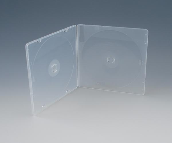 極薄タイプで2枚用のPPケース 保障 公式通販 2枚用スリムPPケース 100個