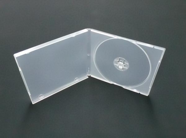 ジュエルケースと同じサイズ割れにくいPP樹脂素材 AL完売しました。 DVD CD1枚用 NEW売り切れる前に☆ CX PPケース 100個