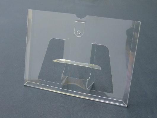 エコカレンダーケース(PET)B6サイズ 400個