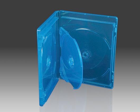 ブルーレイディスクケース(3枚用)  120枚入り