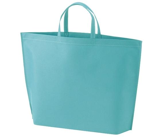 カラーは全13色から選ぶことが可能 底マチ 手提げバッグ Lサイズ 100枚 名入れ可能 ノベルティ お得セット 送料無料 ショップ用バッグ 定価 イベント 無地
