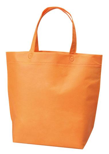 底マチ手提げ 不織布バッグ! 300枚 1枚@90円  名入れ可能 ノベルティ・イベント・ショップ用バッグ