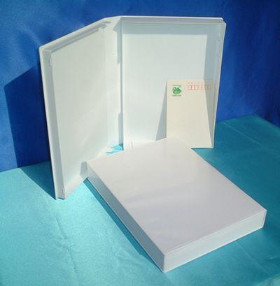 べんとう箱型でCDケースやパンフレット入れなど 自由に収納できます お得なカートン販売 ハードケース B5サイズ DVDケース 大きいケース 送料無料お手入れ要らず 40個入 CDケース 送料無料カード決済可能 カートン販売