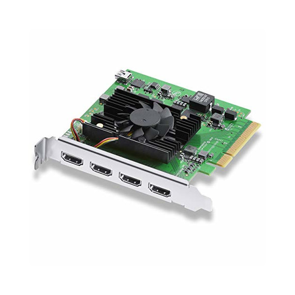 Blackmagic Design BDLKDVQDHDMI4K DeckLink Quad HDMI Recorder