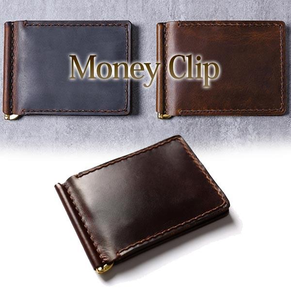 財布 マネークリップ 本革 タイムセール メンズ 財布マネークリップ メーカー直送 二つ折り 二つ折り財布 送料無料