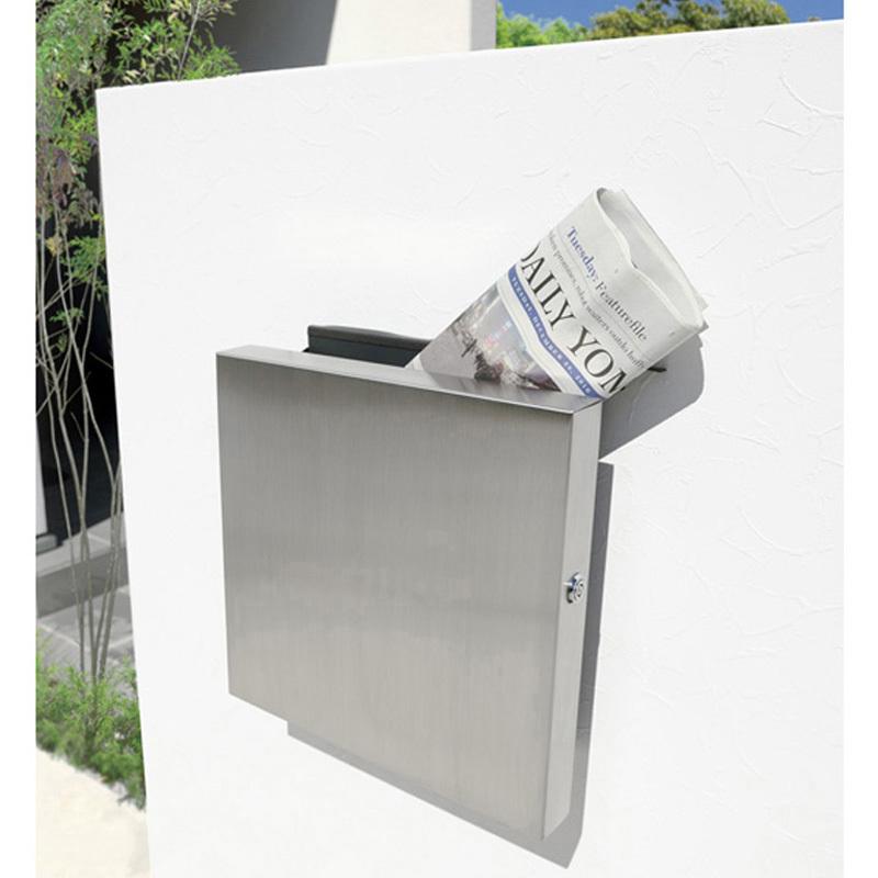 ゼラフィーニ メールボックス (ジーク)ステンレス