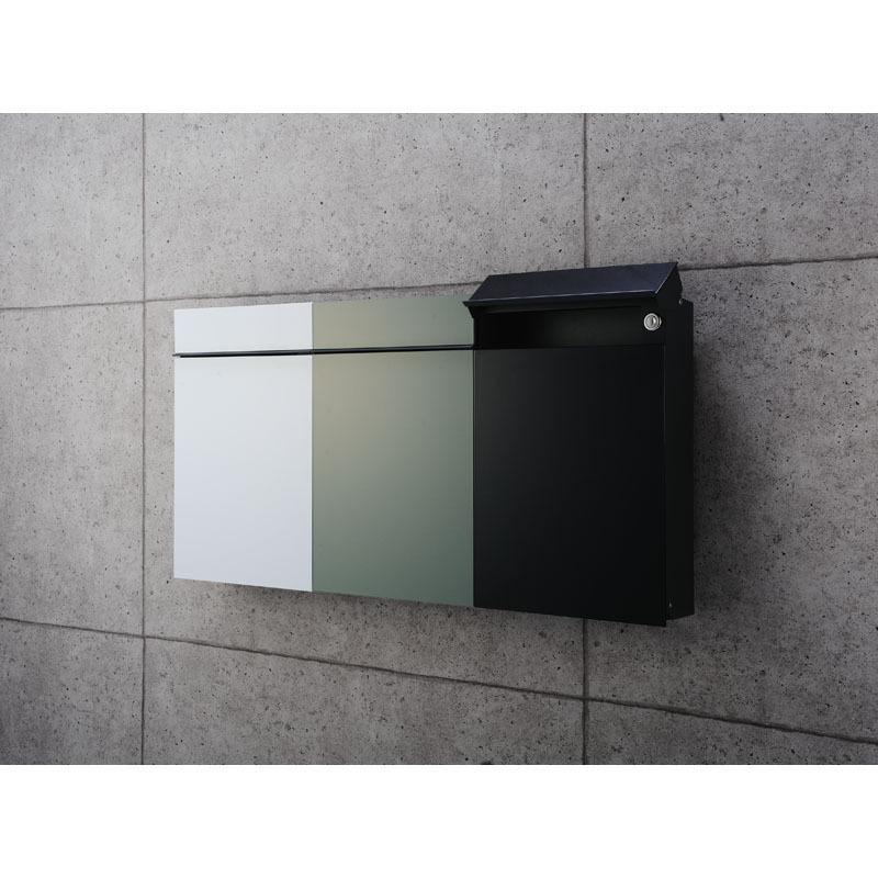 ゼラフィーニ メールボックス (フラット)カラー
