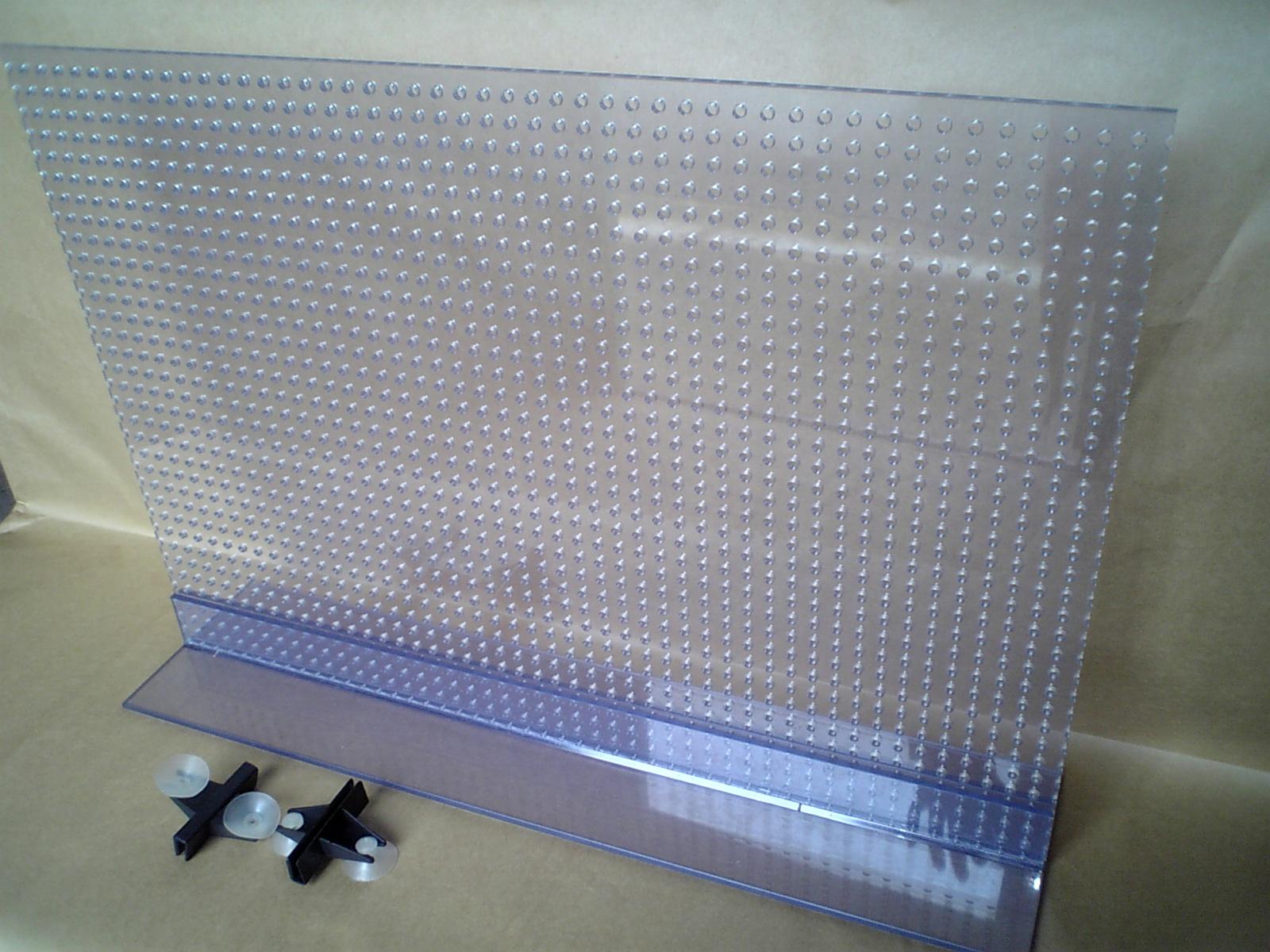 送料無料 水槽セパレーター奥行900×高さ450用 固定用キスゴム付 大注目 商舗