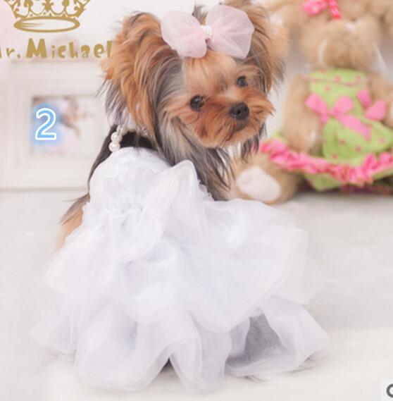 激安挑戦中 メール便送料無料 同梱不可 定価 ウエディングドレス ドッグウェア ピンク 結婚式 フォーマル ホワイト 写真撮影