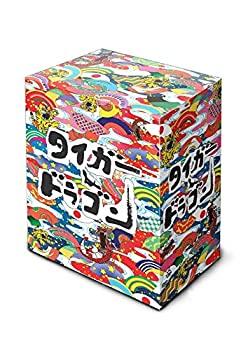 中古 タイガー ドラゴン Blu-ray 倉 完全版 お洒落 BOX