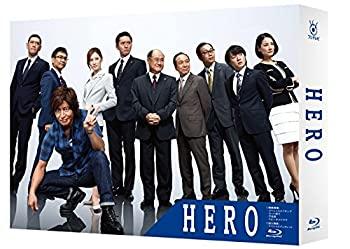 百貨店 中古 HERO Blu-ray 新着 2014年7月放送 BOX