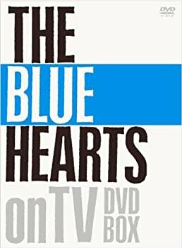中古 THE 価格交渉OK送料無料 BLUE HEARTS on DVD TV 完全初回生産限定盤 オンラインショッピング DVD-BOX