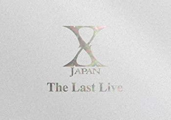 中古 セール特別価格 X-JAPAN THE LAST LIVE DVD コレクターズBOX 完全版 初回限定版 期間限定お試し価格