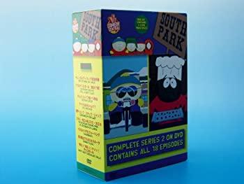 中古 希望者のみラッピング無料 売却 サウスパーク DVD-BOX シリーズ2