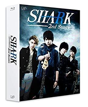 中古 SHARK ~2nd おすすめ特集 Season~ Blu-ray 通常版 BOX 限定特価