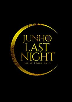 """【売れ筋】 【】JUNHO Solo Solo【】JUNHO Tour """"LAST 2015 """"LAST NIGHT"""