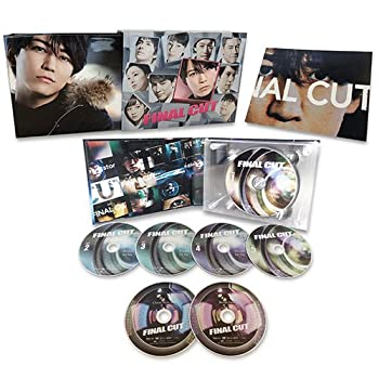 中古 1着でも送料無料 2020 FINAL CUT DVD-BOX