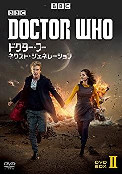 感謝価格 中古 ドクター フー ネクスト DVD-BOX-2 ジェネレーション 特価