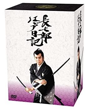 中古 長七郎江戸日記 40%OFFの激安セール 7枚組 ブランド買うならブランドオフ DVD-BOX
