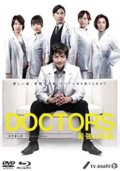 中古 DOCTORS 最強の名医 メーカー直送 Blu-ray 店内限界値引き中&セルフラッピング無料 BOX