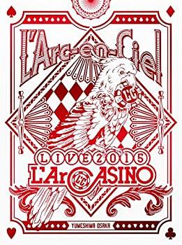 雑誌で紹介された 【】L'Arc-en-Ciel LIVE 2015 L'ArCASINO(初回生産限定盤)(BD+2CD) [Blu-ray], 三浦郡 14098b75