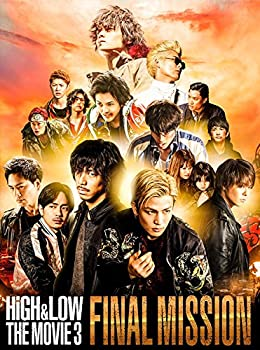 中古 初回仕様特典あり 国内即発送 今ダケ送料無料 HiGH LOW THE MOVIE3~FINAL MISSION~ デジパック仕様 豪華版 初回仕様 三方背BOX Blu-ray Disc2枚組