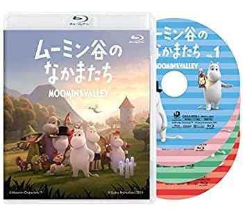 中古 ムーミン谷のなかまたち 今季も再入荷 公式 通常版Blu-ray-BOX