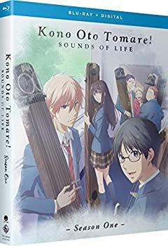 【人気急上昇】 【】Kono Oto Tomare!: Sounds of Life - Season One [Blu-ray], Dimension-3 f37734b1