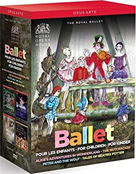 最大80%オフ! 【】Ballet for Children/ [DVD] [Import], 島原手延べ麺 本多兄弟商会 a25cc163
