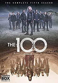 中古 THE100 ハンドレッド 5thシーズンDVD 送料0円 ボックス コンプリート ランキングTOP10 3枚組 1~13話