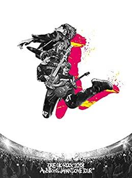 中古 メーカー特典あり ONE OK ROCK ●日本正規品● 2018 DOME DVD AMBITIONS ツアーロゴステッカー付 TOUR SALE開催中 JAPAN