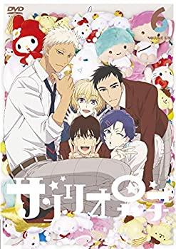 今季ブランド 【】TVアニメ「サンリオ男子」第6巻【DVD】, コスゲムラ 637ab719
