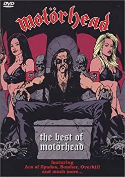 中古 Best of DVD 新着 Import Motorhead NEW ARRIVAL