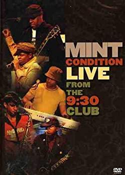 中古 新入荷 流行 Mint Condition: Live From the 即納 9:30 DVD Club Import