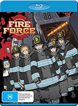爆買い! 【】Fire Force: Season One - Part One [Blu-ray], トウヤムラ 90e8a7fe