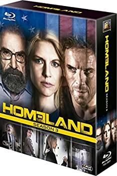 中古 HOMELAND ホームランド Blu-ray シーズン3 プレゼント 在庫一掃売り切りセール ブルーレイBOX