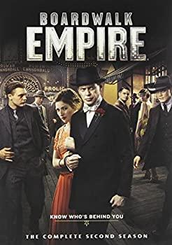 高価値 中古 Boardwalk Empire: Complete 直輸入品激安 Season Second DVD