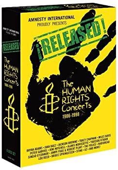中古 Human Rights Concerts Import 半額 引出物 1986-1998 DVD