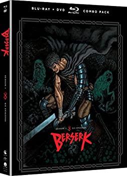中古 :Berserk Season 1 TV第2作 新商品!新型 第1期 メイルオーダー ベルセルク 全12話