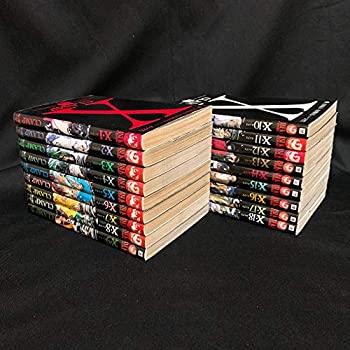 中古 X-エックス- 全18巻完結 コミックセット 最安値に挑戦 マーケットプレイス あすかコミックス 最安値