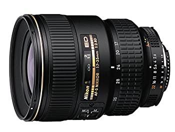中古 Nikon 超広角ズームレンズ Ai 送料無料カード決済可能 AF-S Zoom Nikkor 2.8D セール f 17-35mm IF-ED フルサイズ対応