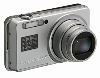中古 RICOH デジタルカメラ Caplio キャプリオ 光学7.1倍ズーム 休日 R7 シルバー メーカー公式ショップ CAPLIOR7SL 800万画素