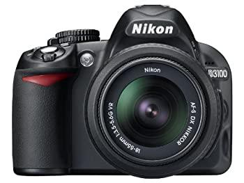 送料無料お手入れ要らず 中古 安全 Nikon デジタル一眼レフカメラ レンズキット D3100 D3100LK