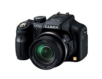 中古 おトク 舗 パナソニック デジタルカメラ ブラック DMC-FZ150-K ルミックス