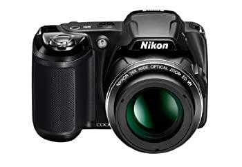 中古 Nikon デジタルカメラ COOLPIX 正規品 L810 販売期間 限定のお得なタイムセール ブラック L810BK クールピクス