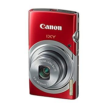 【時間指定不可】 【】Canon デジタルカメラ IXY 130(RE) 約1600万画素 光学8倍ズーム レッド IXY130(RE), LOGOS代官山 0e94b3a3