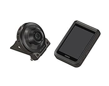 中古 CASIO デジタルカメラ EXILIM EX-FR100BK カメラ部 フリースタイルカメラ モニター部分離 EXFR100 ブラック 新作続 即出荷