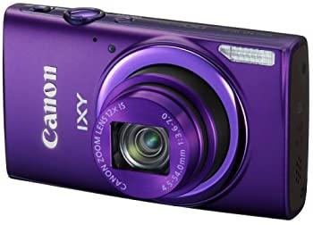 中古 アウトレットセール 特集 新作販売 Canon デジタルカメラ IXY 630 光学12倍ズーム IXY630 PR パープル